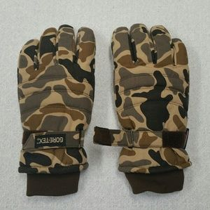 Other - Gore-Tex camo gloves